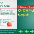 SMK Ma'arif 05 Kotagajah mulai membuka penerimaan mahasiswa baru mulai tahun pelajaran 2014/2015. Pendaftaran dilaksanakan di komplek Ma'arif Kotagajah Jalan Kotagajah-Punggur Kotagjah Lampung Tengah.