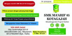 Stiker SMK TOP
