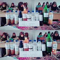 Praktikum SMK Farmasi Kotagajah