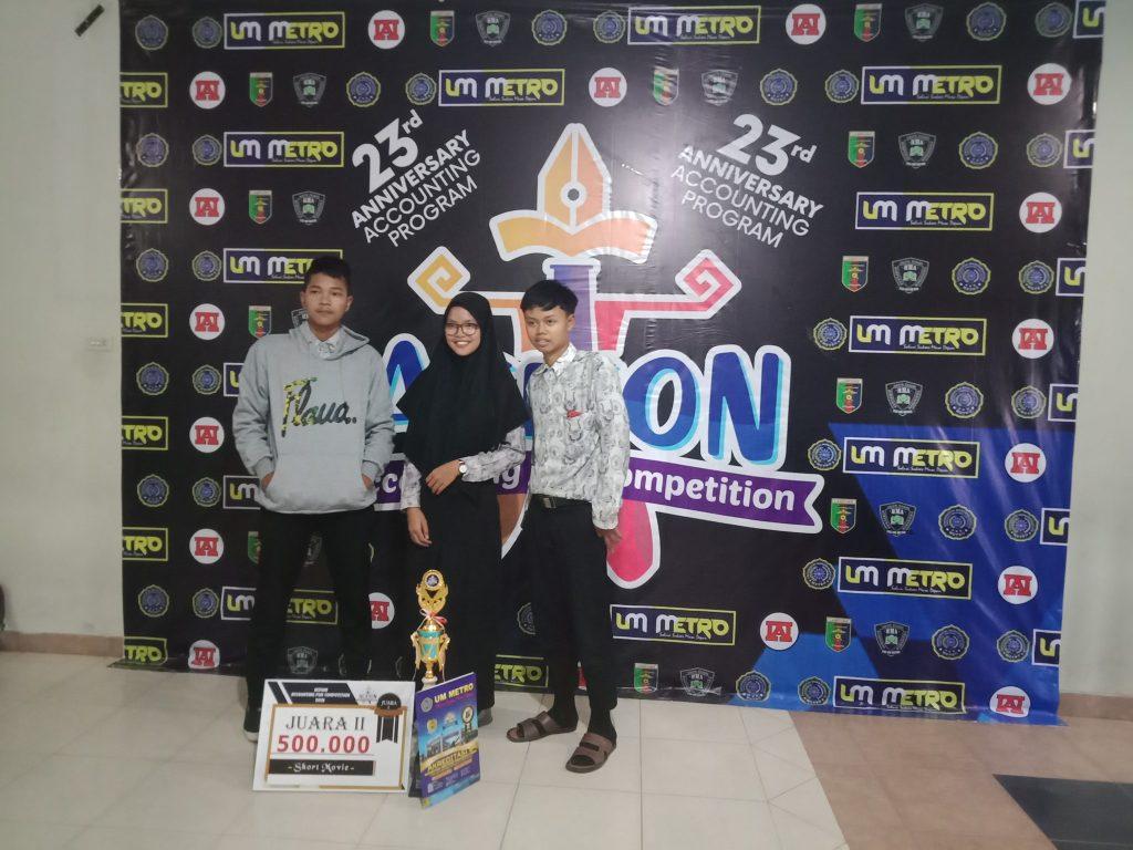 Juara II Lomba